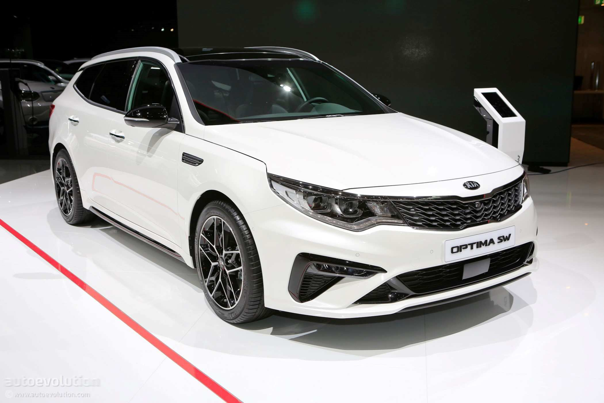 86 The 2020 Kia Optima Gt Spy Shoot