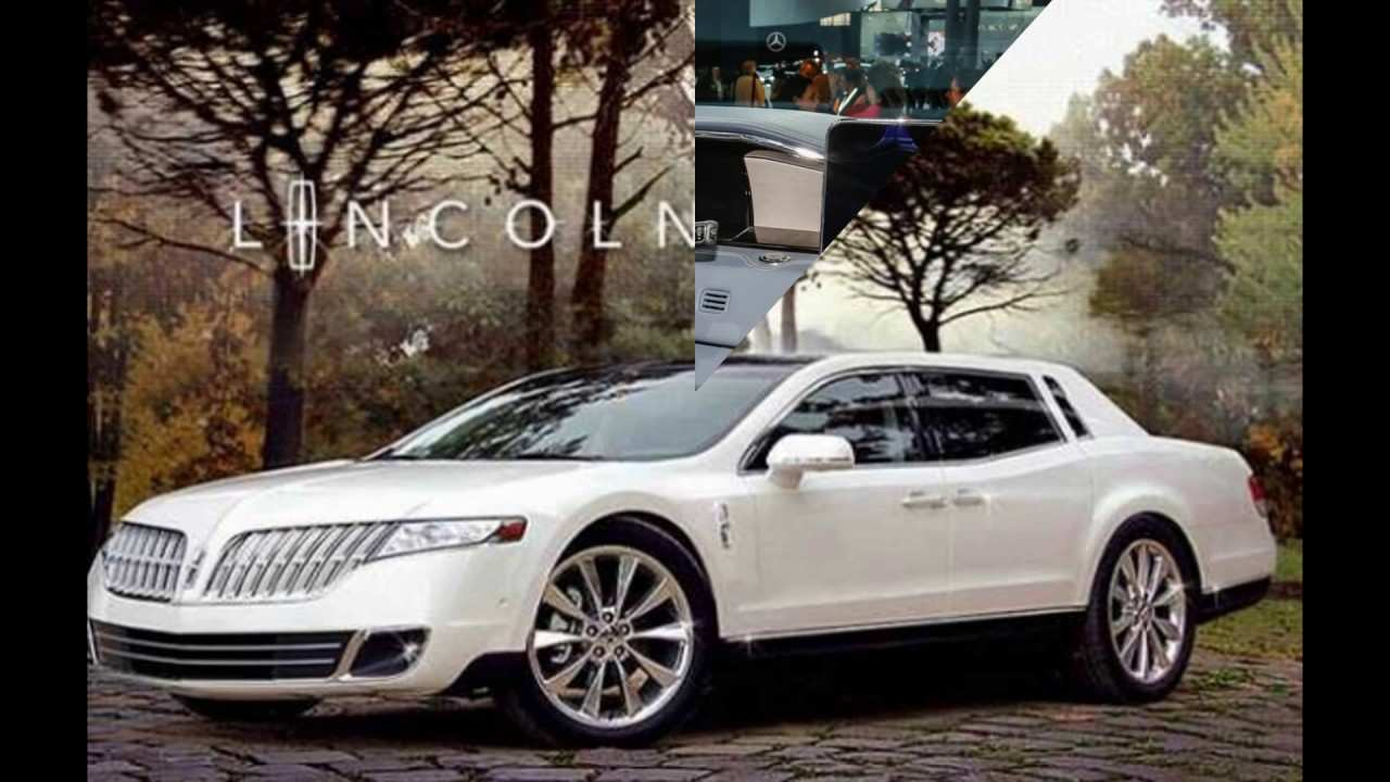 86 The 2020 Lincoln Town Car History