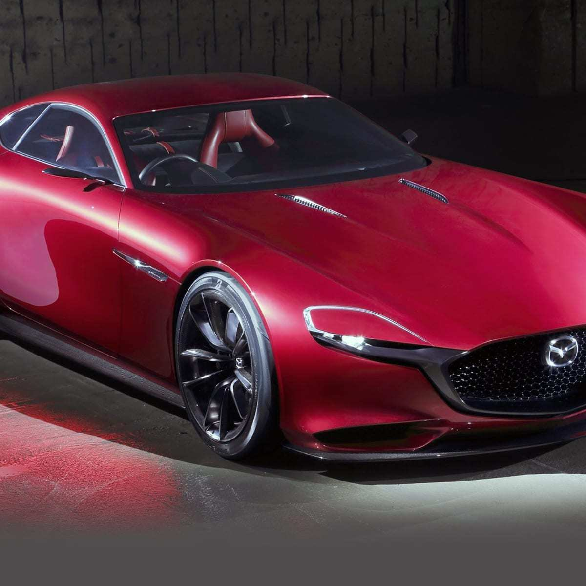 86 The 2020 Mazda RX7 Concept And Review