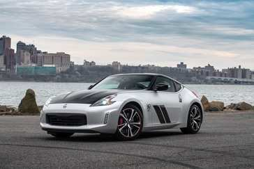 86 The 2020 Nissan 370Z Nismo Exterior