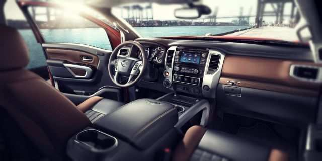 86 The 2020 Nissan Titan Diesel Wallpaper