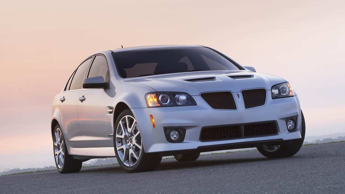 86 The 2020 Pontiac G8 Gt Pricing