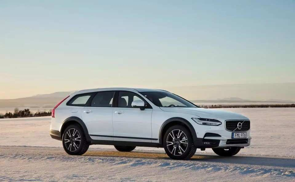 86 The 2020 Volvo V90 Reviews