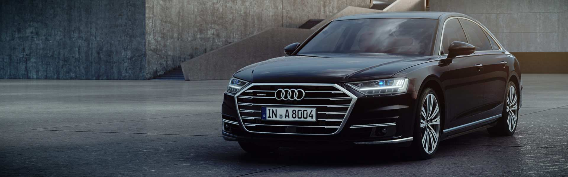 86 The Audi A8 Images