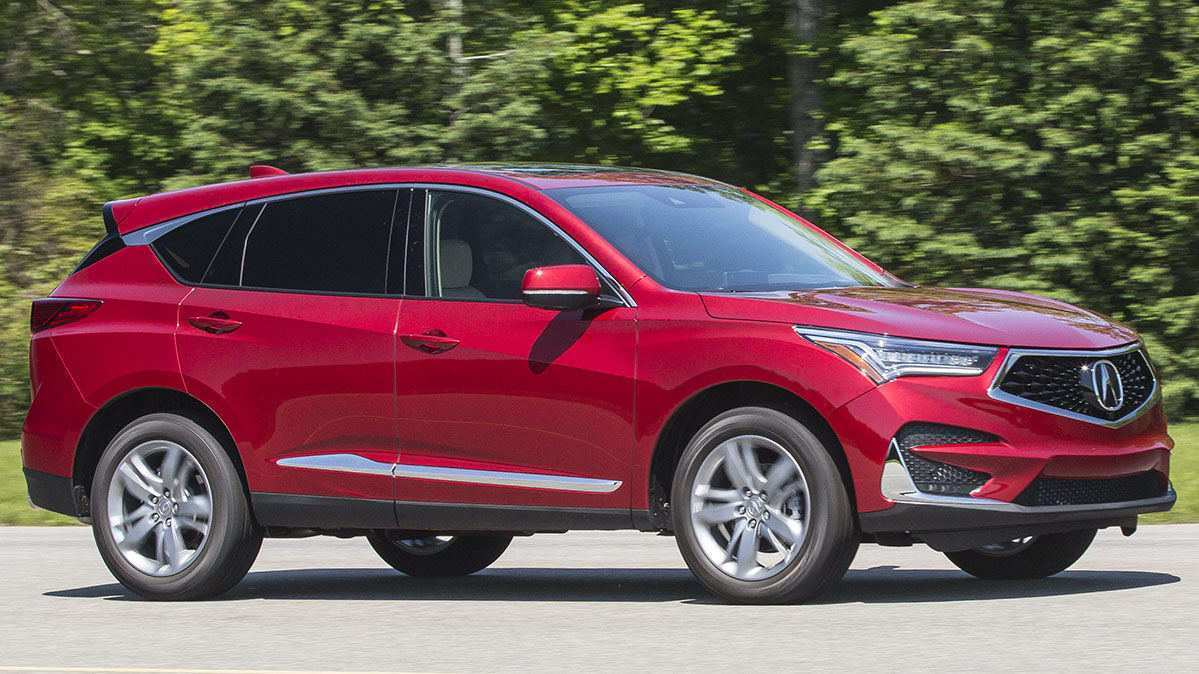 86 The Best 2019 Acura RDX Price And Release Date