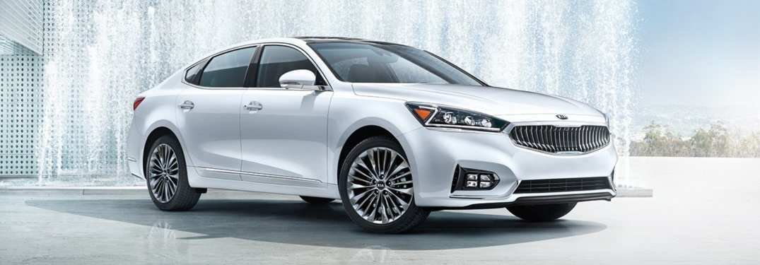 86 The Best 2019 All Kia Cadenza New Model And Performance