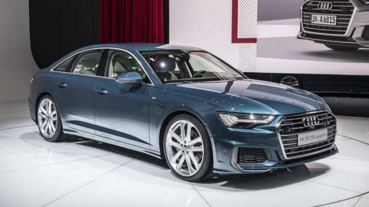 86 The Best 2019 Audi A6 Comes Release Date And Concept