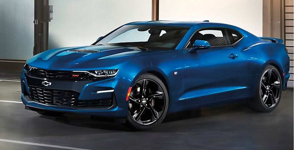 86 The Best 2019 Chevy Camaro Exterior And Interior