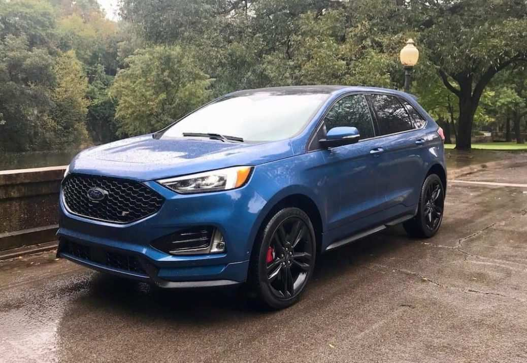 86 The Best 2019 Ford Edge New Design New Concept