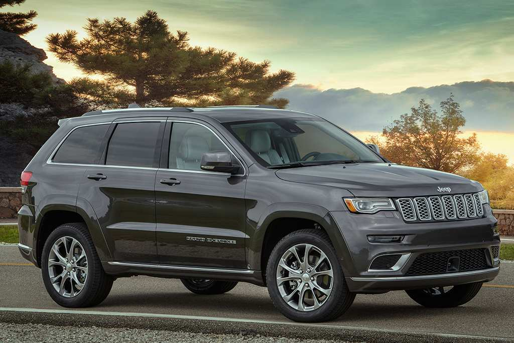 86 The Best 2019 Grand Cherokee Release Date And Concept
