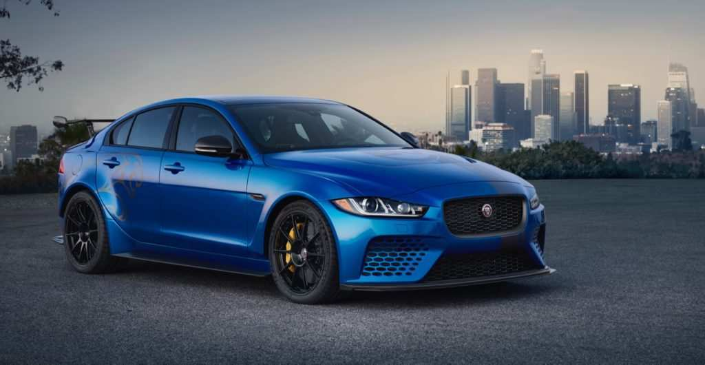 86 The Best 2019 Jaguar Xe Svr First Drive