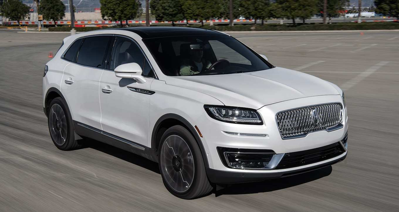 86 The Best 2019 Lincoln MKS Spy Photos New Review