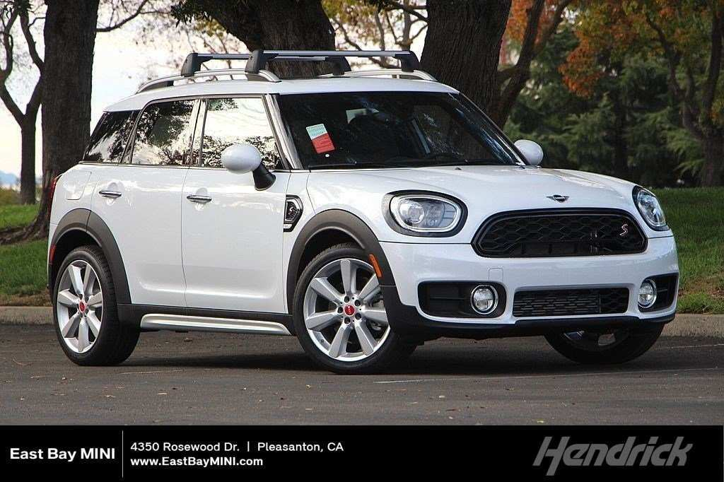 86 The Best 2019 Mini Cooper Countryman Pictures