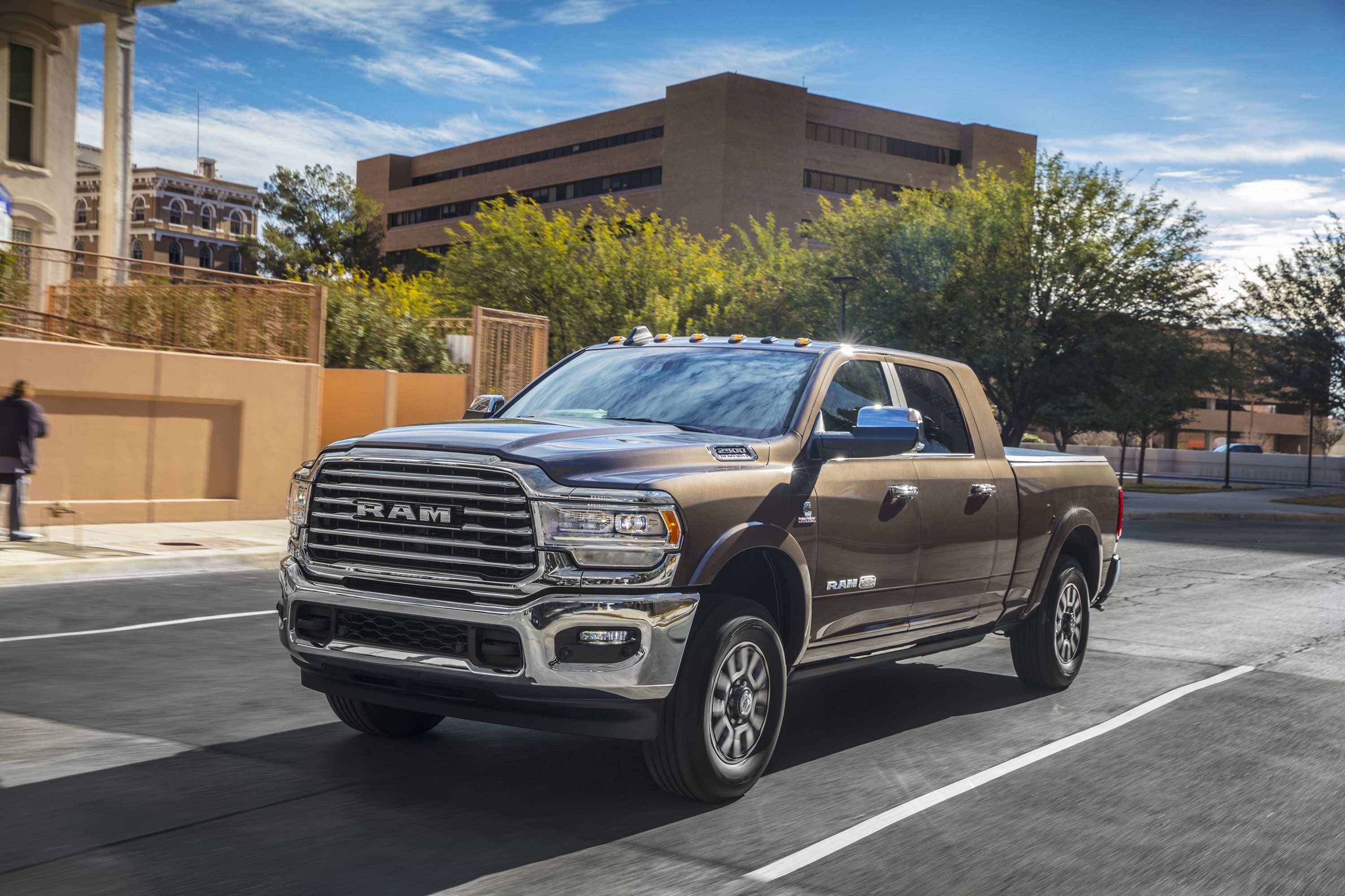 86 The Best 2019 Ram 2500 Diesel Wallpaper