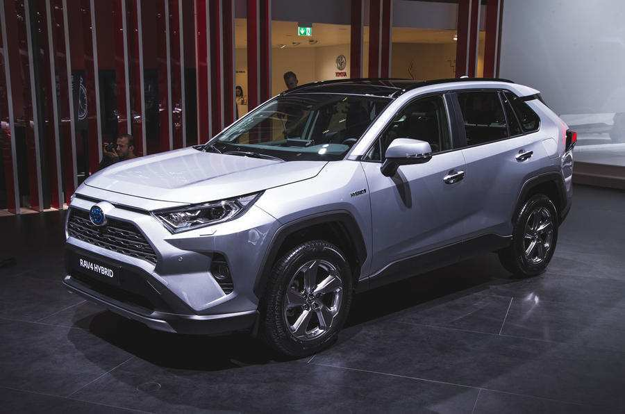 86 The Best 2019 Toyota RAV4 Picture