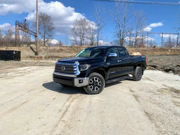 86 The Best 2019 Toyota Tundra Concept And Review