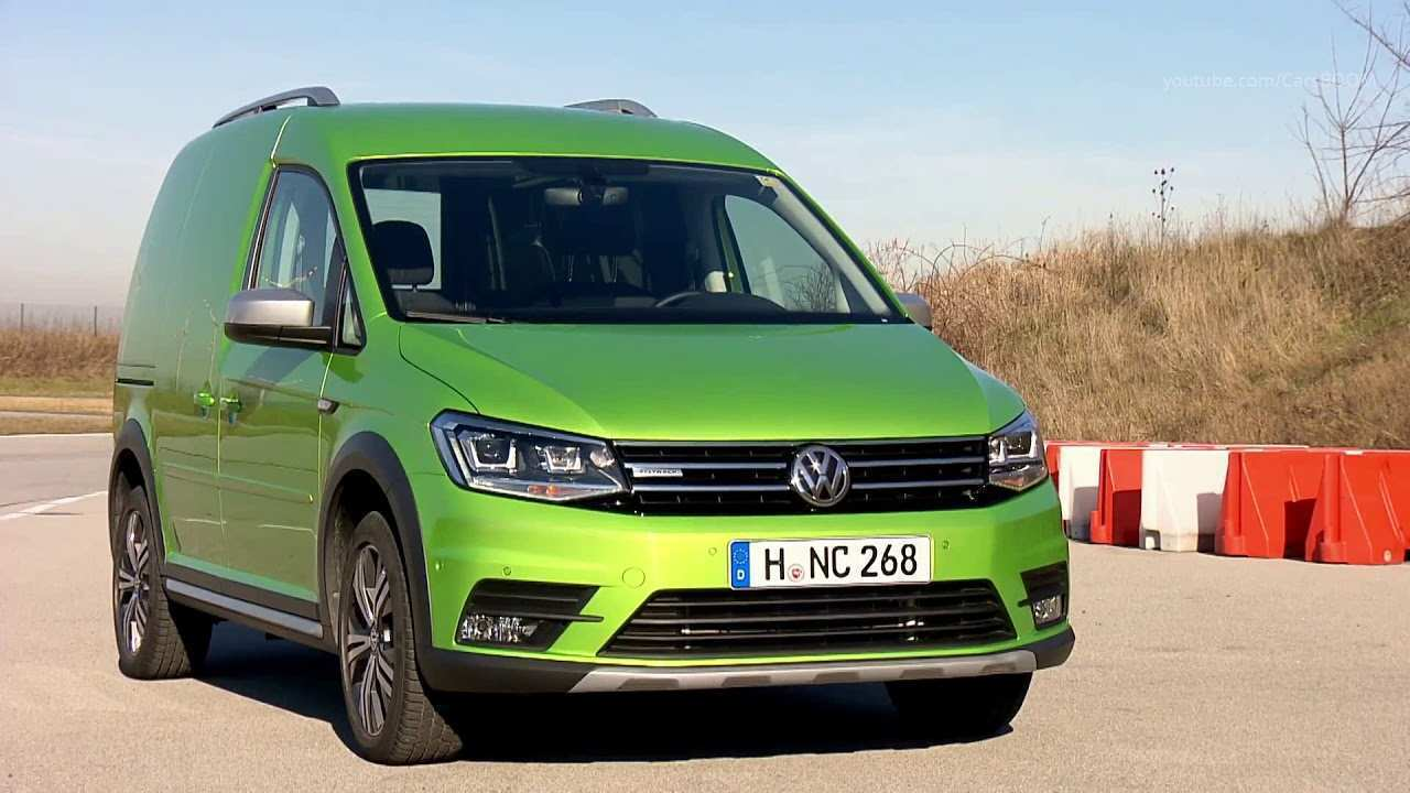 86 The Best 2019 VW Caddy Release Date