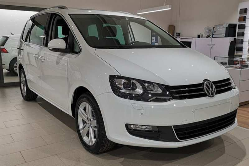 86 The Best 2019 VW Sharan Exterior And Interior