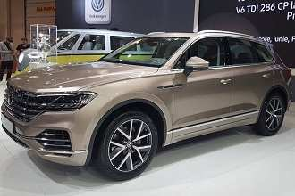 86 The Best 2019 Volkswagen Touareg Images