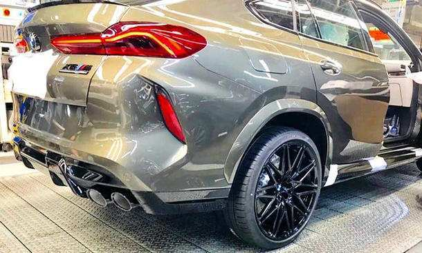 86 The Best 2020 BMW X6 New Concept