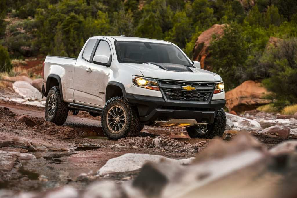 86 The Best 2020 Chevrolet Colorado Z72 Prices