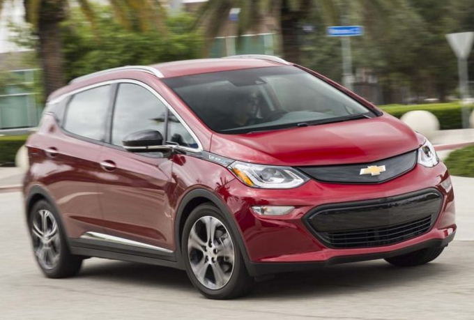 86 The Best 2020 Chevy Bolt Wallpaper