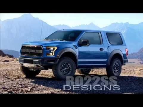 86 The Best 2020 Ford Svt Bronco Raptor New Review