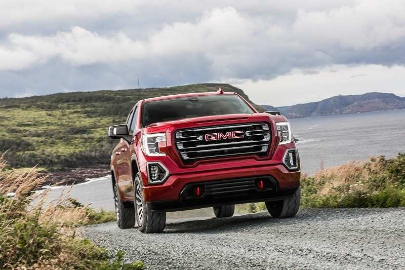 86 The Best 2020 GMC Canyon Updates Exterior