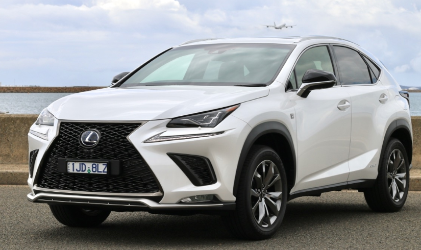 86 The Best 2020 Lexus Nx Performance And New Engine