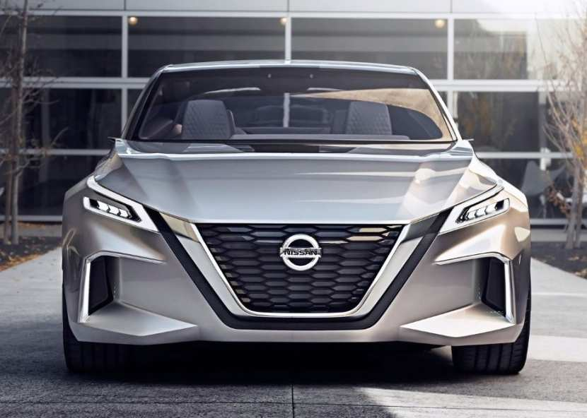 86 The Best 2020 Nissan Altima Interior Redesign