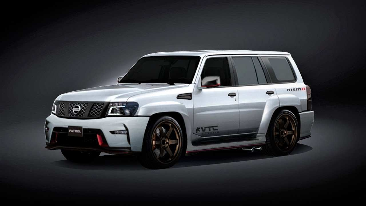 86 The Best 2020 Nissan Patrol Reviews