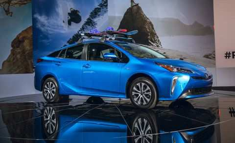 86 The Best 2020 Spy Shots Toyota Prius Overview