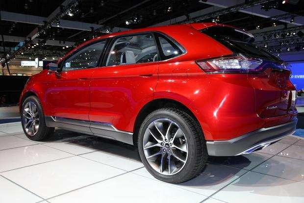 86 The Best Ford Edge New Design Performance