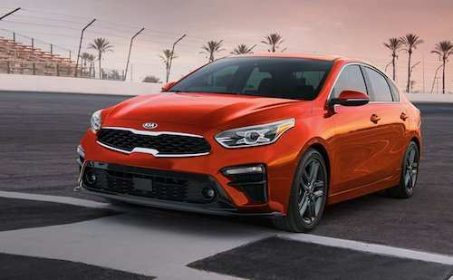 86 The Best Kia Forte Koup 2019 Release Date And Concept