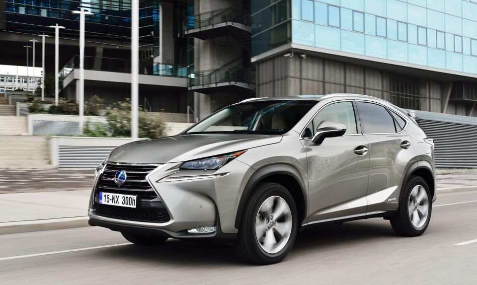 86 The Best Kiedy Nowy Lexus Nx 2020 Redesign And Concept