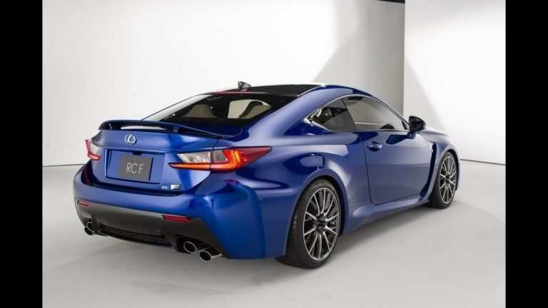 86 The Best Lexus 2019 Coupe Rumors