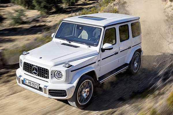 86 The Best Mercedes 2019 G Wagon Images