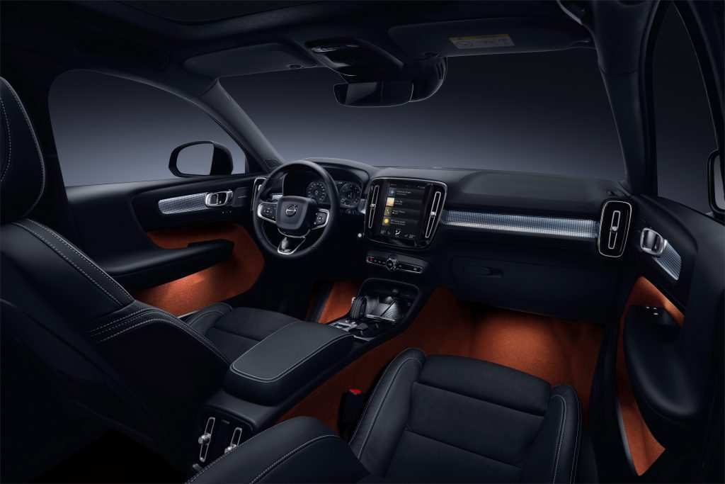 86 The Best Volvo V40 2019 Interior Images