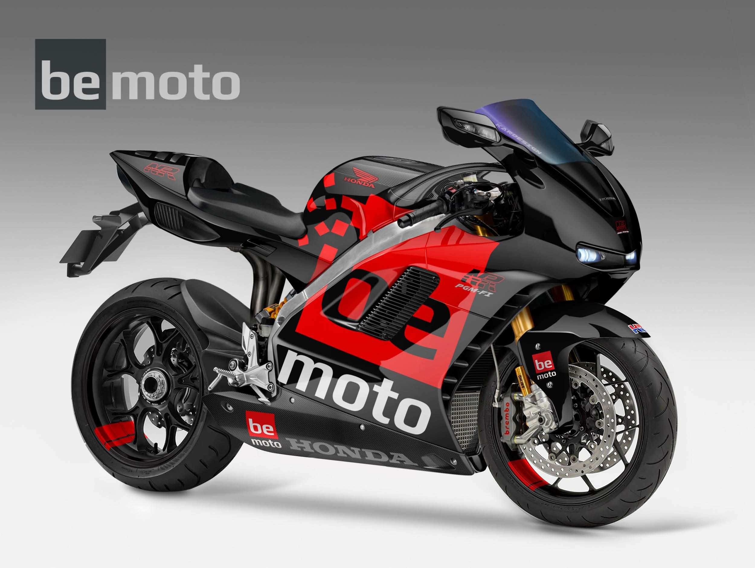 86 The Honda Superbike 2020 Overview