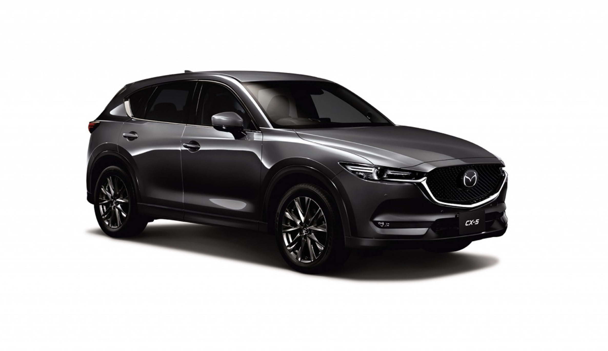 86 The Mazda Cx 5 2019 White Spesification