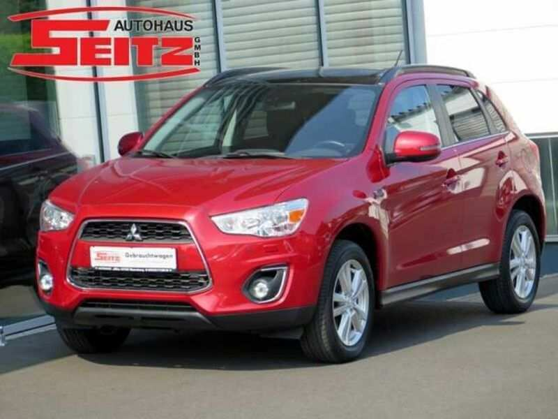 86 The Mitsubishi Asx Wallpaper