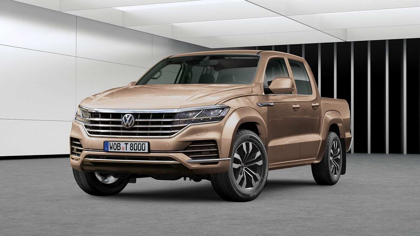 86 The Volkswagen Amarok V6 2020 Release Date And Concept
