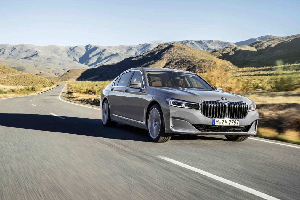 87 A 2019 BMW 7 Series Photos