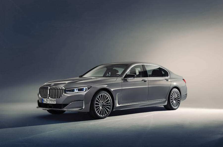 87 A 2019 BMW 7 Series Rumors