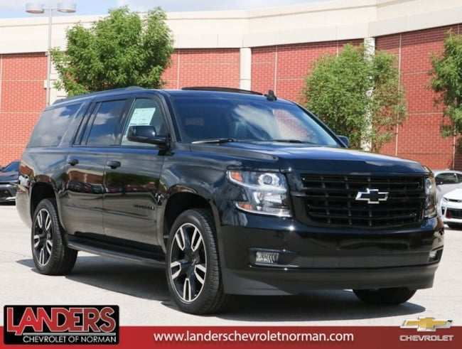 87 A 2019 Chevrolet Suburban Spesification