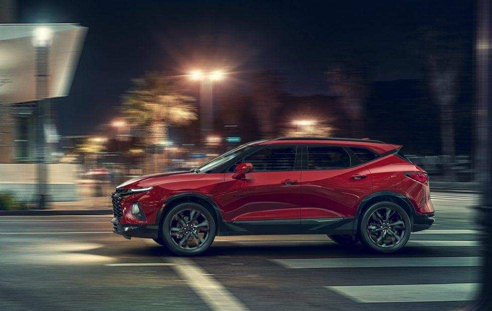87 A 2019 Chevy Blazer Release Date And Concept