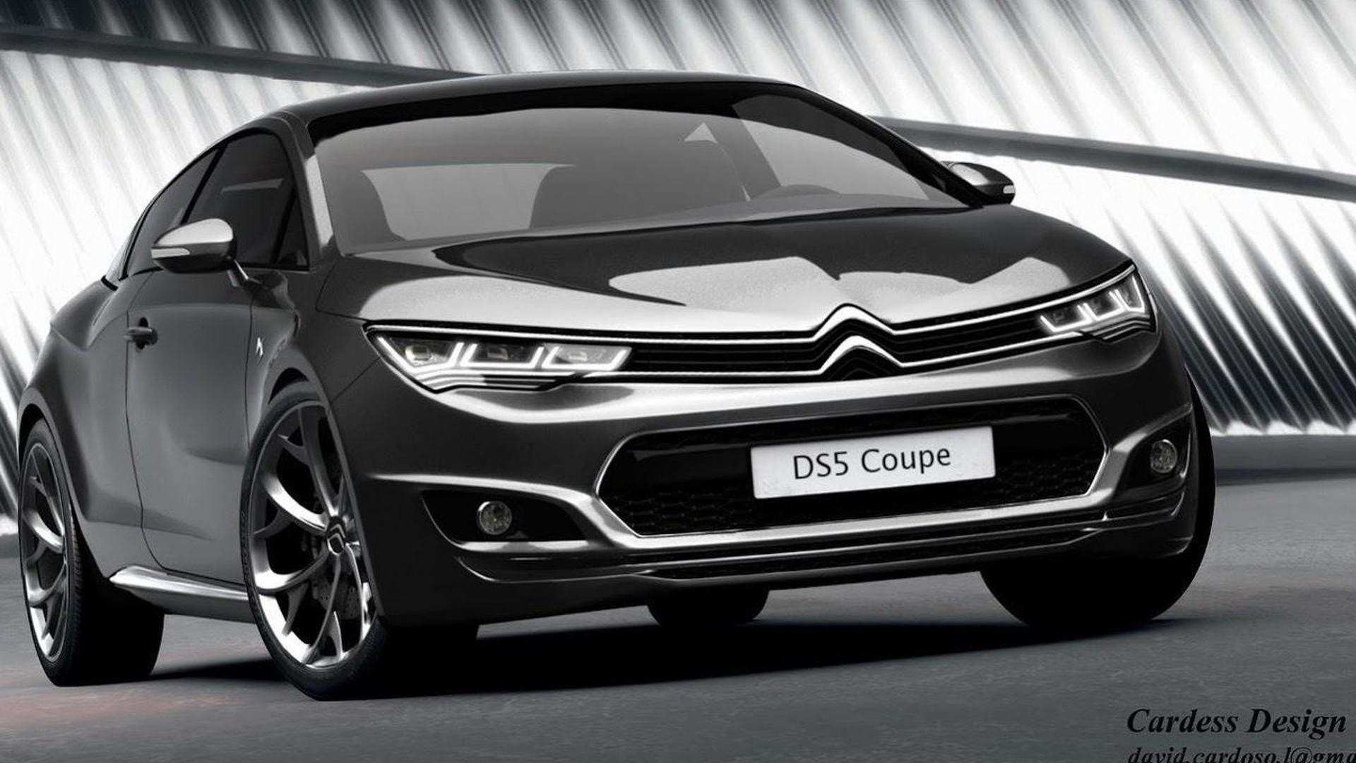 87 A 2019 Citroen DS5 Spy Shoot