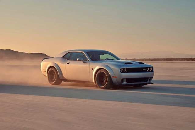 87 A 2019 Dodge Challenger Hellcat Price And Release Date