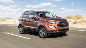 87 A 2019 Ford Ecosport Price