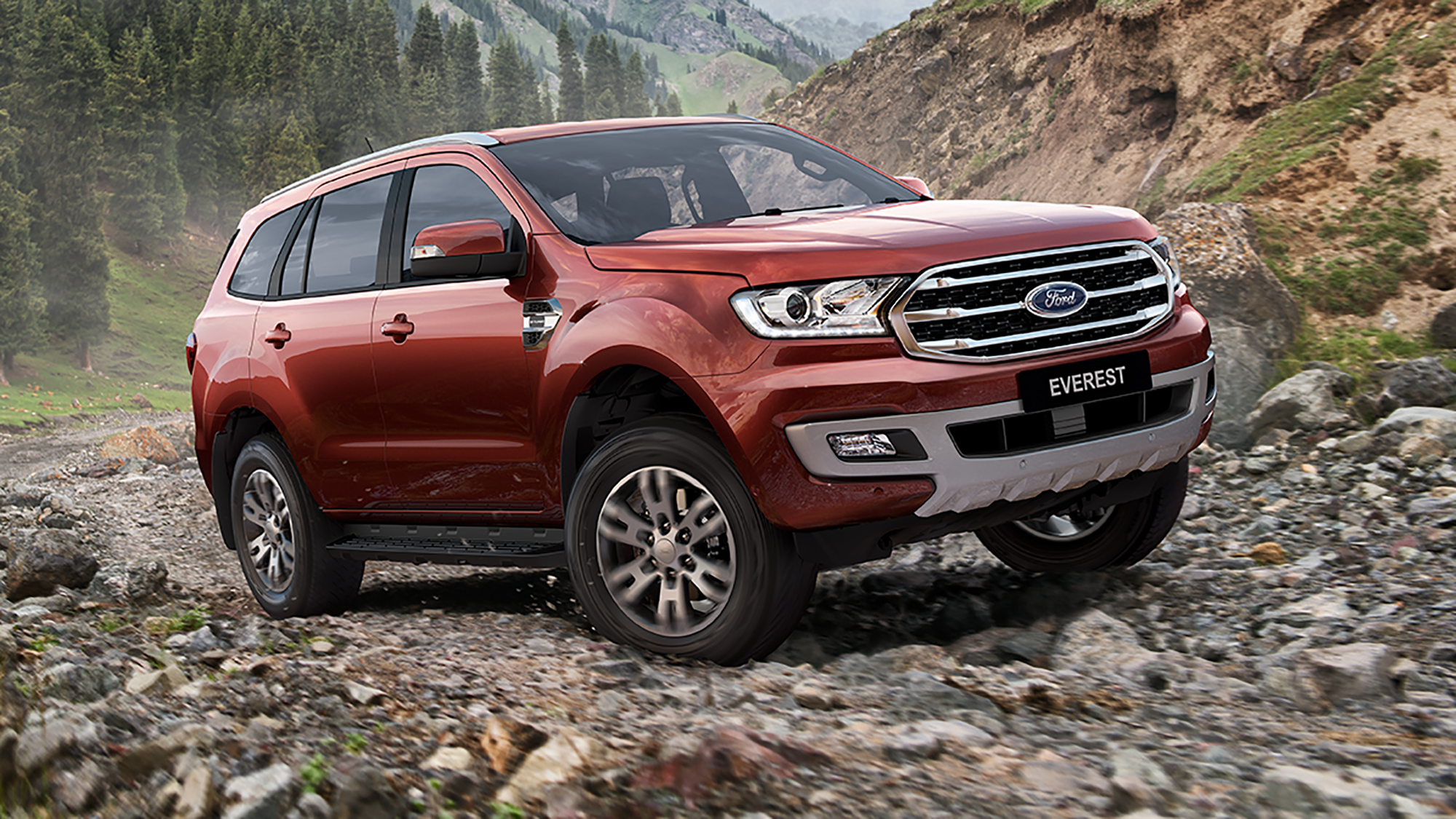 87 A 2019 Ford Everest New Model And Performance